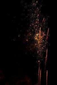 'Fireworks 2': Limited Edition A4 Digital Print (1/15); £25.00 UNFRAMED / £40.00 FRAMED; Framed size: 43cm x 33cm; By Jazamin Sinclair.