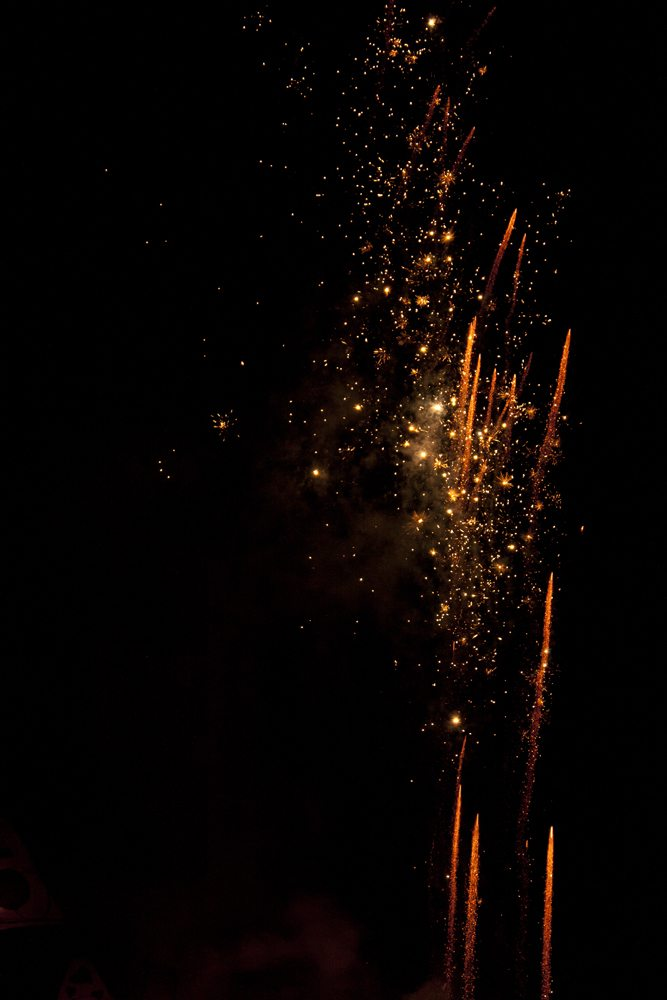 Fireworks 2, Photograph by Jazamin Sinclair