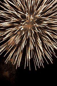 Fireworks 1, Photograph by Jazamin Sinclair