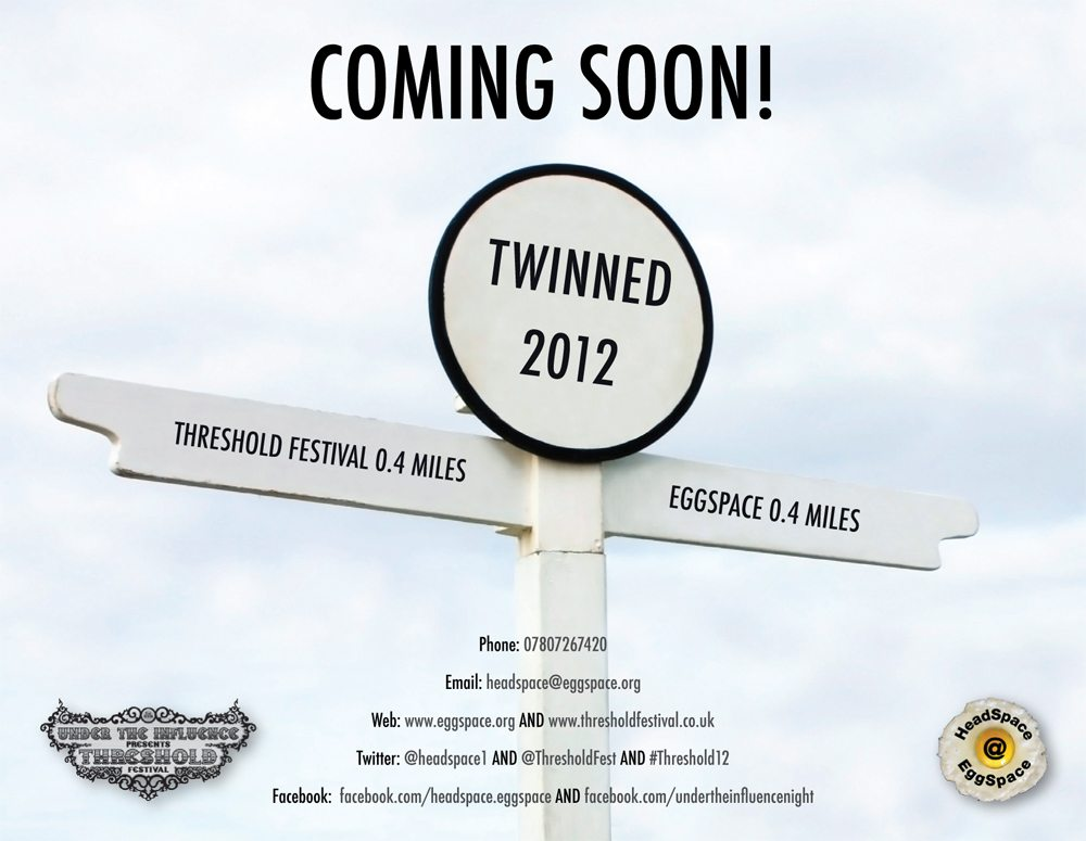Twinned Twinned 2012 in association with Threshold Festival