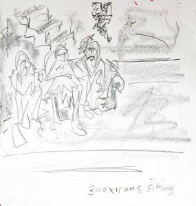Improvathon 2013 Episode 4.2: Three mexicans sitting
