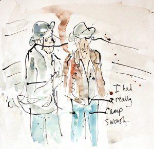 "Improvathon 2013 Episode 8.2: ""I had a really camp swoosh"" SOLD"