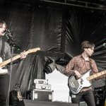 John McCullagh & The Escorts - Sound City 2015 - Photo: Jazamin Sinclair