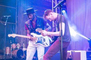 The Bohicas - Sound City 2015 - Photo: Jazamin Sinclair