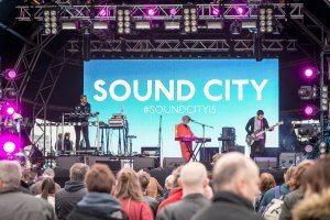 Vaults - Sound City 2015 - Photo: Jazamin Sinclair