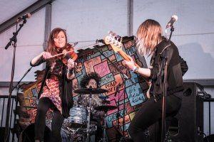 Young Benjamins - Sound City 2015 - Photo: Jazamin Sinclair
