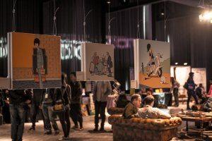 Exhibition - Sound City 2015 - Photo: Jazamin Sinclair