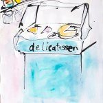 Delicatessen by Jazamin Sinclair