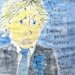 Boris Johnson on backing David Cameron's campaign (by Jazamin Sinclair)