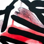 Improvathon2012, No. 12. Rizlas (Old Habits 3); Acrylic On Canvas; £33.50; 15cm x 15cm.