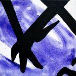 Improvathon2012, No. 14. Desk; Acrylic On Canvas; £33.50; 15cm x 15cm.