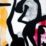 Improvathon2012, No. 21. Bovril 2; Acrylic On Canvas; £33.50; 15cm x 15cm.