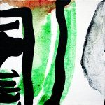 Improvathon2012, No. 31. Herbs 2; Acrylic On Canvas; £33.50; 15cm x 15cm.