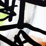 Improvathon2012, No. 10. Material 3?; Acrylic On Canvas; £33.50; 15cm x 15cm.