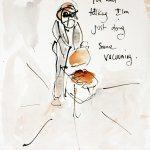 "Improvathon 2013 Episode 8.3: ""You keep talking I'm just doing some vacuuming"" SOLD"