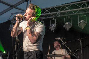 Broken Men - Sound City 2015 - Photo: Jazamin Sinclair