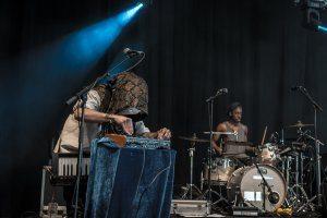 Clarence Clarity - Sound City 2015 - Photo: Jazamin Sinclair