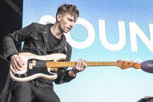 Cymbals Eat Guitars - Sound City 2015 - Photo: Jazamin Sinclair