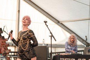 FEMME - Sound City 2015 - Photo: Jazamin Sinclair