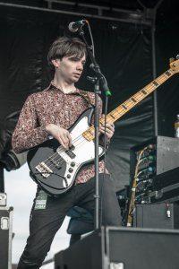 John McCullagh & The Escorts - Sound City 2015 - Photo: Jazamin Sinclair