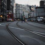 Tramlines by Jazamin Sinclair