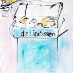 Delicatessen by Jazamin Sinclair