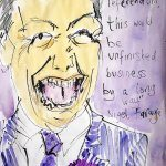 Nigel Farage on the EU Referendum (by Jazamin Sinclair)