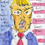 Donald Trump on Politics (by Jazamin Sinclair)